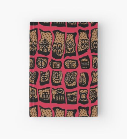Cardinal Rules Hardcover Journal