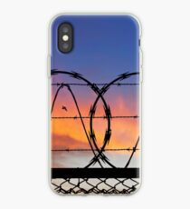 Freedom and Security.  iPhone Case