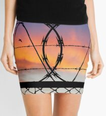 Freedom and Security.  Mini Skirt