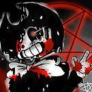 ink demon by Prince-Dannie