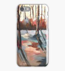 Blue Monday iPhone Case/Skin