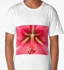 Red Orchid: Full Frontal Long T-Shirt