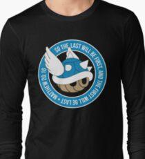 Blue Turtle Shell T-Shirt