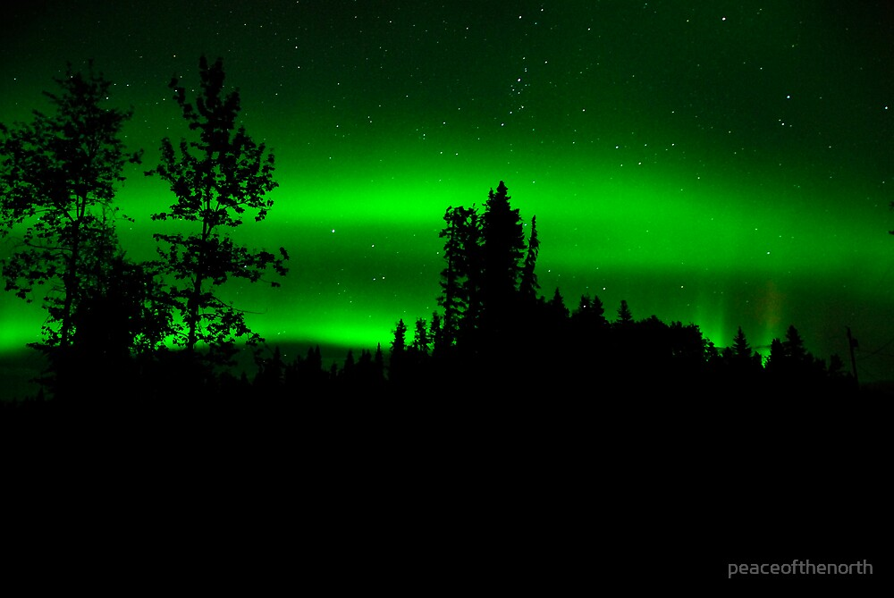 September Auroras by peaceofthenorth