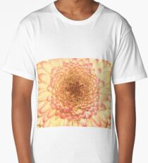 Flower Study: Frontal Long T-Shirt