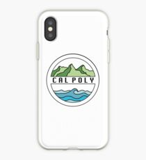 Cal Poly SLO iPhone Case