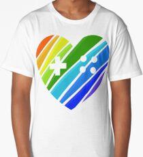Gamer Love Long T-Shirt