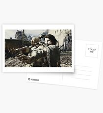 Middle Earth Shadow of Mordor Print Postcards