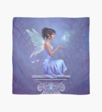 Opalite Fairy with Glowing Butterfly Scarf