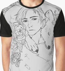 Hemlock Grove - Roman Godfrey  Graphic T-Shirt