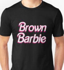 brown barbie t shirt T-Shirt