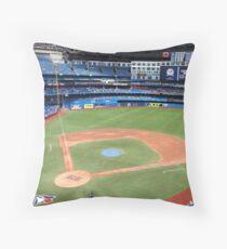 Toronto Blue Jays Stadium  Throw Pillow