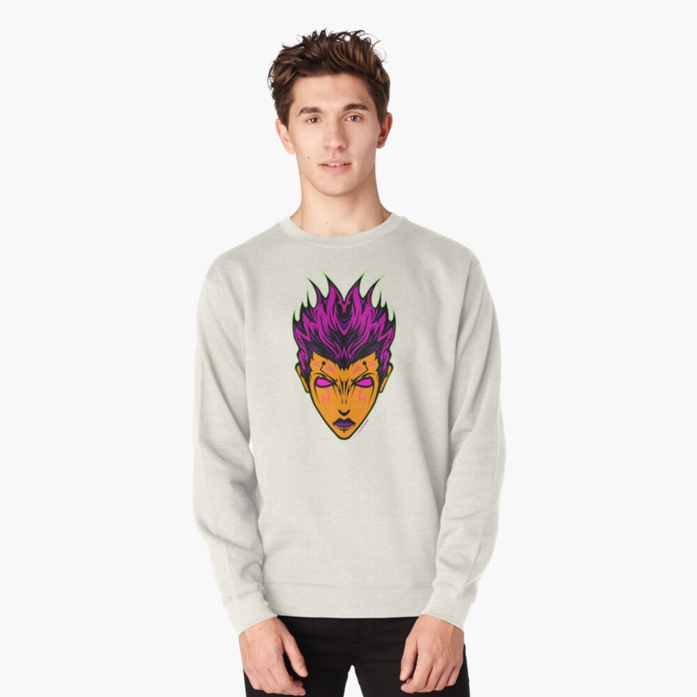 army of none - firestar remix Pullover Sweatshirt