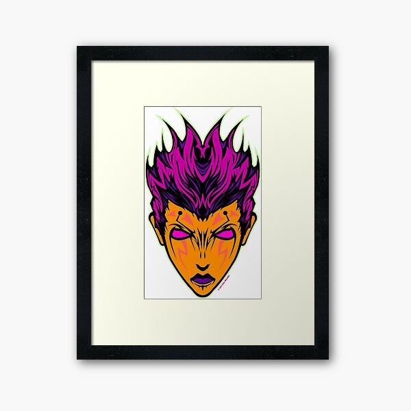 army of none - firestar remix Framed Art Print