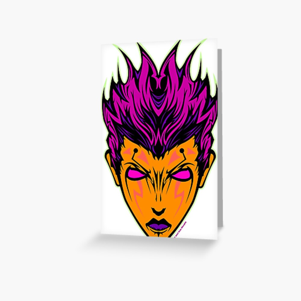 army of none - firestar remix Greeting Card