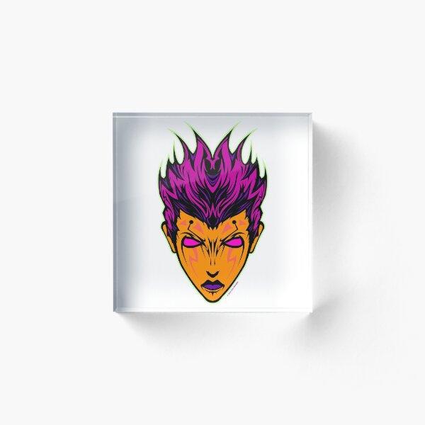 army of none - firestar remix Acrylic Block