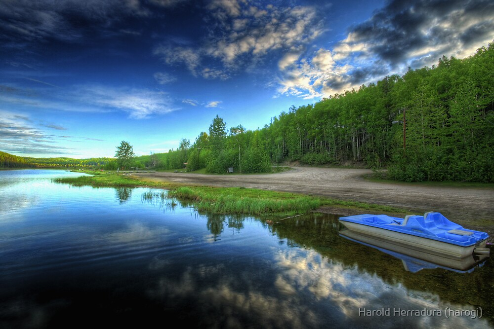 Beyond Otter Lake by Harold Herradura (harogi)
