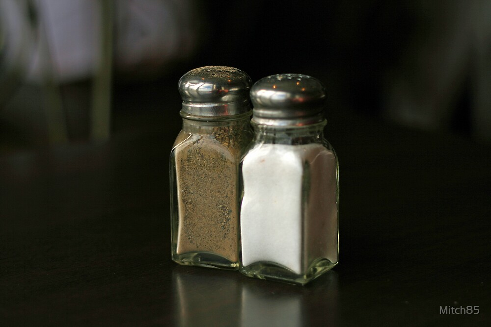 Salt and Pepper by Mitch85