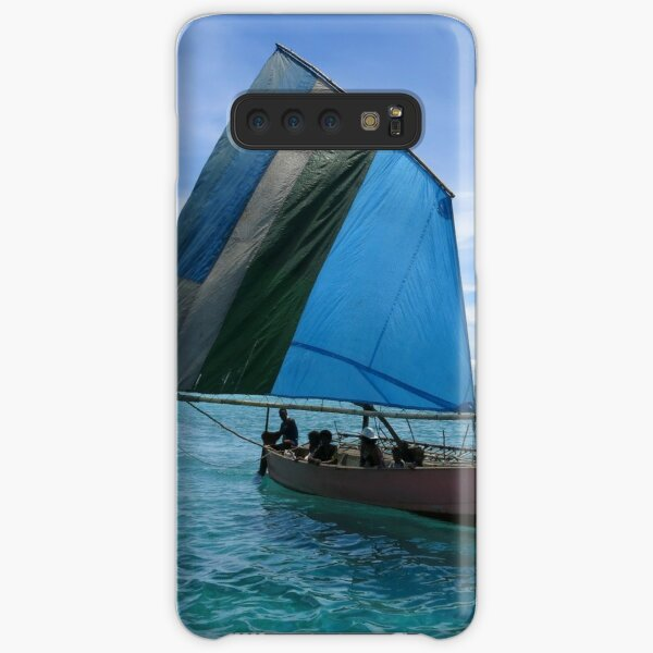 Malawi at Deboyne lagoon Samsung Galaxy Snap Case