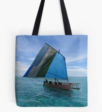Malawi at Deboyne lagoon Tote Bag