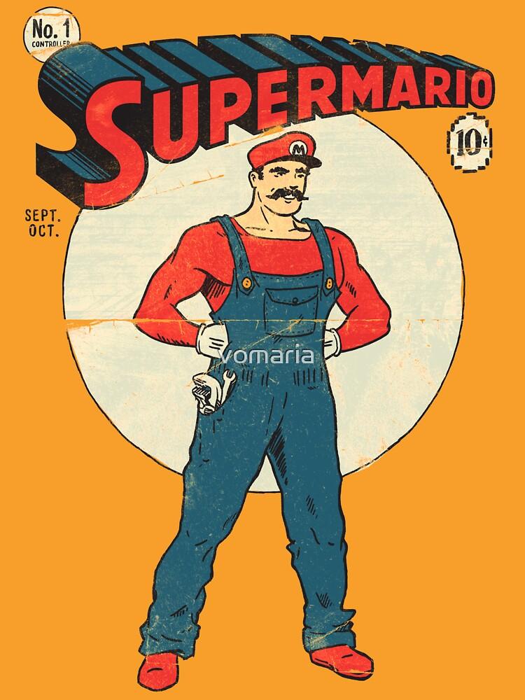 Super Mario von vomaria