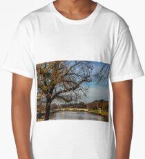 The River Yarra, Melbourne, Australia Long T-Shirt