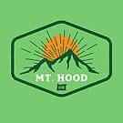 Mt Hood Oregon by yelly123