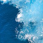 Aegean Blues by Barbara  Brown