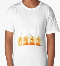 Teabags Long T-Shirt