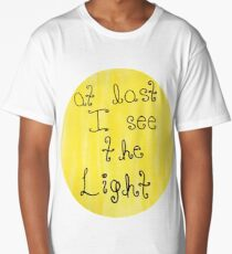 Tangled - I See the Light Long T-Shirt
