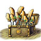 A Box of Mechanical Birds by Byron  McBride