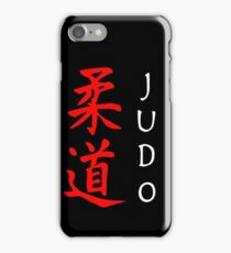 JUDO iPhone Case/Skin