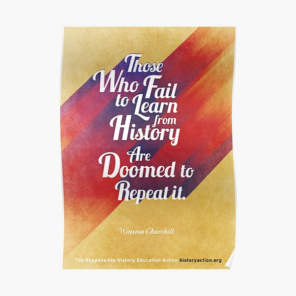 Repeat History Poster