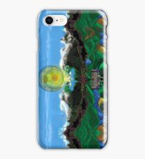 Crescent Hollow: As Above, So Below iPhone Case/Skin
