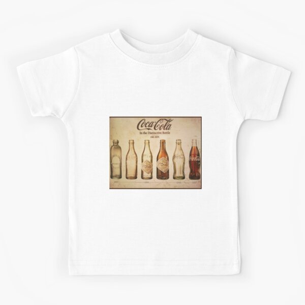 Coca-Cola Vintage Poster Kids T-Shirt