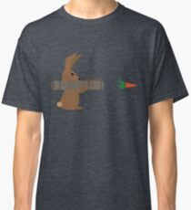 Bazooka Bunny Classic T-Shirt
