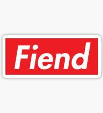 Fiend Sticker