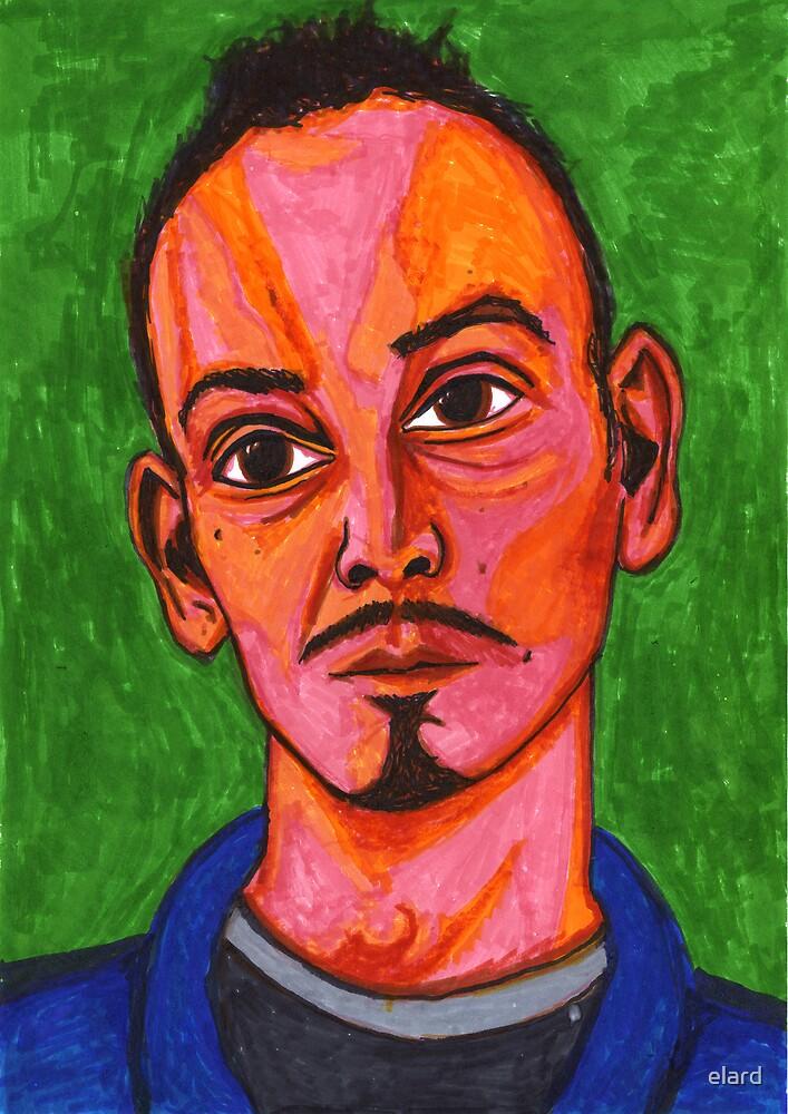 self portrait no.11 by elard