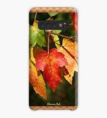 Autumn Maple Leaves ~ Nature's Work Case/Skin for Samsung Galaxy