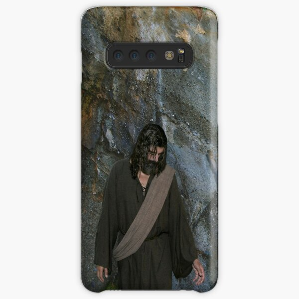 Jesus Christ- Rise And Walk With Me Samsung Galaxy Snap Case