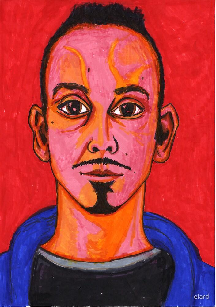 self portrait no.12 by elard