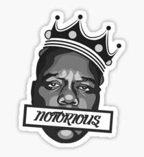 Notorious Biggie - Censored Sticker