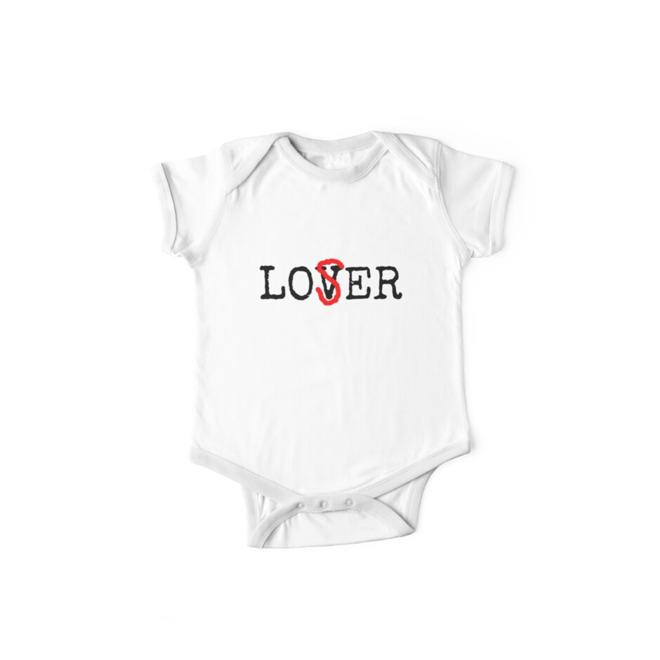 585d129c Lovers and Losers - Funny Halloween Horror movie T-Shirt