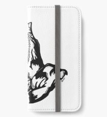Praying Hands with Rosary iPhone Wallet/Case/Skin