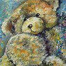 Tubby Teddy Bear by Ryn  Shell