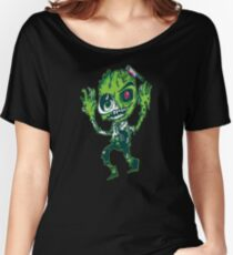Zombie Attack Women's Relaxed Fit T-Shirt