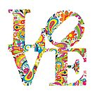 LOVE - White by axemangraphics