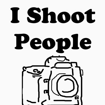 I shoot people (Photographer) by jollence