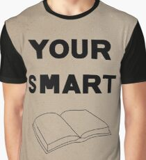 Ironic spelling grammar joke Graphic T-Shirt