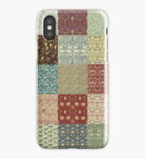 William Morris Pattern Collection iPhone Case/Skin